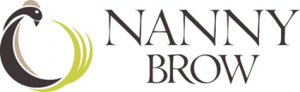 Nanny brow logo